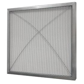 Filter Pad Holding Frame: For Filter Pad, Commercial/Residential, 1 in Filter Thickness, Gray, Steel, 15 Haz Material Indicator, 4 PK