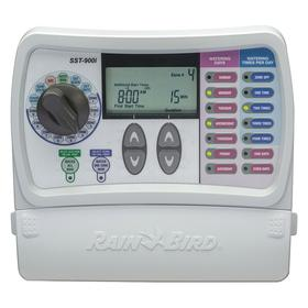 System Timer: 9 Max Zones, 4 Max On/Off Cycles, 240 min Max Time Setting, Manual Override, Indoor