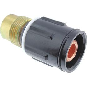 American Torch Tip TIG Welding Torch Collet Body: 1/8 in OD, 1/8 in For Electrode Dia, Copper, 2 PK