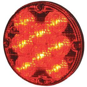 Permanent Mount Vehicle Warning Light
