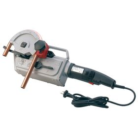 Handheld Electric Bender: For 1 3/8 in Pipe Dia, 1.78 in Min Bend Radius, 4.4 in Max Bend Radius, 28 in Overall Lg
