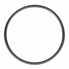 General Purpose O-Ring: Round, Black, 0.070 in Actual Wd, 1/16 in Nominal Wd, -15° F Min Op Temp, Viton, Inch, 100 PK