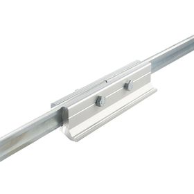 Bessey K Body Extender: 5 Pieces, 8 in Overall Lg, Construction/Industrial/Maint/Welding, 2 1/16 in Base Dia, Silver