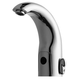 Chicago Faucets Hands-Free Bathroom Faucet: 0.5 gpm Flow Rate ...