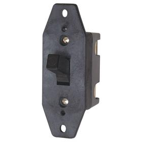 Eaton Toggle Switch: 2 Positions, On-Off, DPST Pole-Throw Configuration, Maintained, Screw Termination, 2 Connections