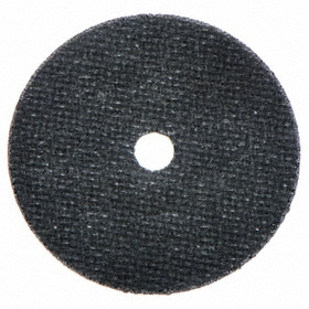 Finish 1st Angle Grinding Wheel: Medium Relative Grit Grade, 3 in Wheel Dia, 3/8 in Center Hole Dia, 1/32 in Wheel Thickness, 5 PK