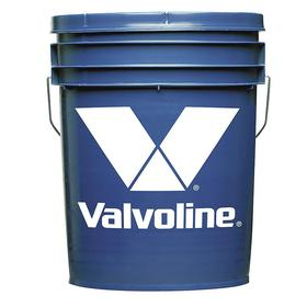 Valvoline Automotive Gear Oil: Mineral Oil, 80W-90 SAE Grade, 14.5 cSt Viscosity @ 100° C, 5 gal Container Size, Bucket