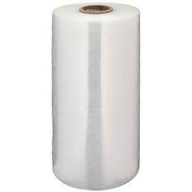 Machine Stretch Wrap: Cast, For Machine, 2-Sided, 30 in Overall Wd, 80 ga Thickness, 6000 ft Overall Lg, Clear
