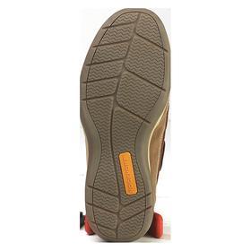 Slip-Resistant Work Shoe: B Shoe Wd, 10 Women's Size, Women, Steel, Crazy Horse Leather, Brown, ASTM F2413-11, 1 PR