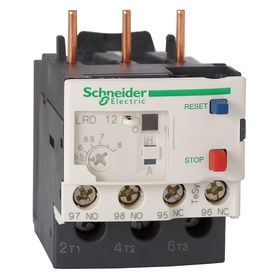 Overload Relay for IEC Contactor: 1 A Min Overload Current, For Overload Relays for NEMA Size 00-1 Contactors, 00-1 NEMA Size