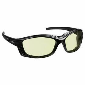 Honeywell Safety Glasses: SCT-Low IR, Full Frame, Anti-Fog, Black, ANSI Z87.1-2010/CSA Z94.3, Polycarbonate