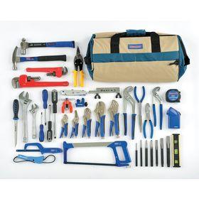 Hand Tool Kit: California Prop65 Org, California Prop65 Wht, 67 Haz Material Indicator