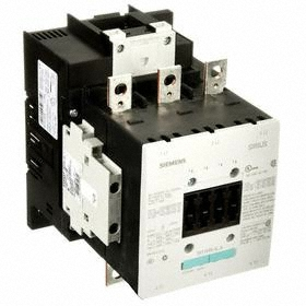 Siemens IEC Contactor: 3 Poles, Single/Three Phase, 150 A Current Rating, 2NC/2NO Auxiliary Contact Pole-Throw Configuration, 85364900 Commodity