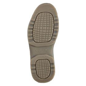 Static-Dissipative Work Shoe: B Shoe Wd, Women, Composite, Leather, Dark Brown, Better Mfr Suggested Sole Slip Rating, Metal Chip Resisting Sole, 1 PR