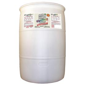 Krud Kutter Paint & Graffiti Remover: 55 gal Size, Drum, Graffiti/Ink/Marker/Paint, Hard, Soft & Porous Surfaces, Water