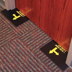 Door Blocker For In Swing Door Swing For 36 in Commercial Doors For & Door Blocker: For In Swing Door Swing - Gamut