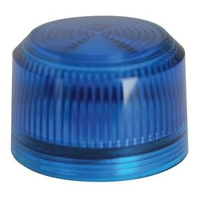 Eaton Pilot Light Lens: 2.19 in Overall Lg, Designed for Most Rugged Industrial Applications, Blue, 30 mm Compatible Panel Cutout Dia