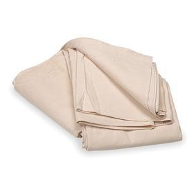 Drop Cloth: Canvas, Gen Purpose, 23.6 mil Thickness, 9 ft Wd, 12 ft Lg