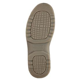 Static-Dissipative Work Shoe: D Shoe Wd, 14 Men's Size, Men, Composite, Leather, Dark Brown, ASTM F2413-11, 1 PR