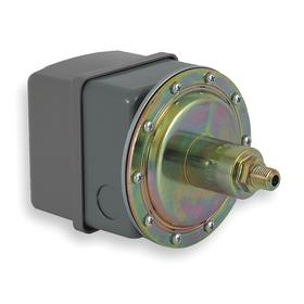 Schneider Electric Vacuum Switch: Power Circuit, 5 to 25 in Hg Pressure Range, 5 to 10 in Hg Differential, 3 to 8 in Hg
