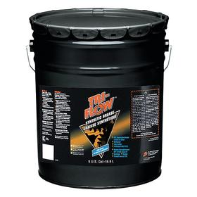 Tri-Flow Multipurpose Grease: PTFE, Synthetic, 2 NLGI Grade, 35 lb Container Size, Bucket, -10° F Min Op Temp, White