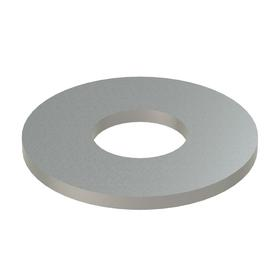 Oversized Flat Washer: 18-8 Stainless Steel, For 3/4 in Screw Size, 0.782 in ID, 1.625 in OD, 0.125 in Thickness, 20 PK