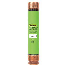 Bussmann FRS-R UL Class Fuse: 30 A Current Rating, 600V AC/300V DC, Time Delay, 200kA at 600V AC Interrupt Rating (AC)