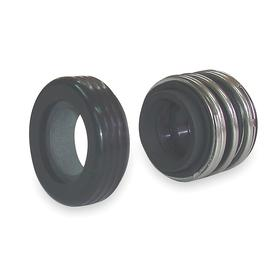 Pump Shaft Seal: 13/32 in Seat Thickness, 1 1/4 in Seat Bore Dia, 5/8 in Seal OD, VXRXR Material Content, 250° F Max Op Temp
