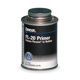 Primer: Surface Repair Filler & Patches, For Concrete/Fiberglass/Rubber/Wood, Blue, 4 oz Size, Can