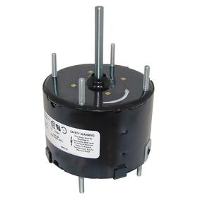 Regal Direct-Drive HVAC Motor: Direct Drive Fan/Blower, 1/60 hp Output Power, Totally Enclosed Non-Ventilated (TENV)