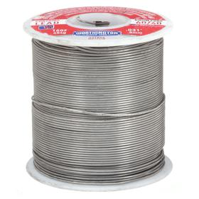 Lead-Based Rosin-Flux Core Soldering Wire for Sensitive Electronics: Tin, 40% Pb/60% Sn, 0.031 in Wire Dia, Spool