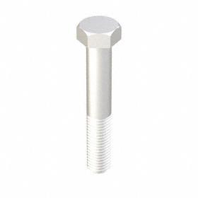 "Steel Hex Cap Screw: Zinc Flake Coated, Grade 8 Material Grade, 3/4""-10 Thread Size, 4 1/2 in Shank Lg, 1 1/4 in Head Wd"