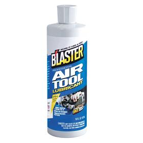 Blaster Multipurpose Lubricant: Mineral Oil, In-Line Oilers/Pneumatic Equipment, 1 lb Container Size, Bottle, Amber