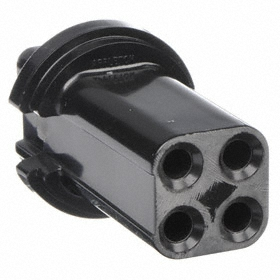Emerson Mechanical Interlock Device Interior: 60 A Current, 240V AC, 4 Poles, Pin, Square D Switch Technology, Three Phase