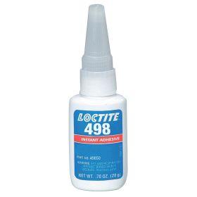 Loctite Super Bonder 498 Instant Adhesive: Metal/Plastic