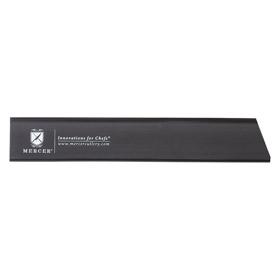 Standard Knife Sheath: White, For 2 in Knife Wd, Plastic, For 10 in Knife Lg