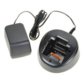Motorola Charger: 3 hr Charging Time, For VL130 & CP125 Radio Models, 2 Haz Material Indicator, (1) Base & Power Supply