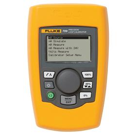 Fluke Loop Calibrator: 20 mA Max Source Output Current, +/-0.01% Current Accuracy % of Reading, 24 V DC Supply Volt