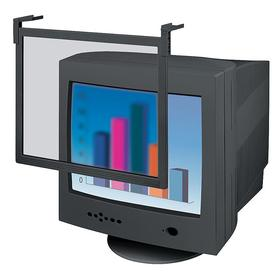 Computer Anti-Glare Filter: For 19 to 21 in CRT, Framed, Glass