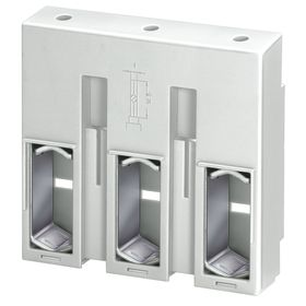 Siemens Terminal Block: For 3RT1, S6 Contactors, 85369010 Commodity, 1 Pieces, RoHS Compliant