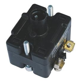 Eaton Lamp Module without Bulb: Pilot Light, 120V AC, 4.25 in Overall Lg, Transformer, Without Lens, For 120 V AC
