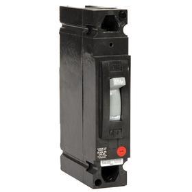 GE Molded Case Circuit Breaker: TED, 30 A Current Rating, 277V AC Volt Rating, 14 kA @ 277V AC Interrupt Rating