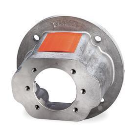 Bell Housing: 56C to 145TC NEMA Frame Size, SAE A, 2 Bolts, 3.5 in Max Coupling Size, 3.25 in Pilot Dia