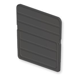 Akro-Mils Stacking Bin Divider: Side-to-Side, For 145Z093/189Z346/234R605/318Z842/399K169/540A278/622U377/749U953, 2 PK