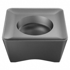 Sandvik Coromant Indexable Milling Insert: Heat Resistant Alloys, CoroMill 690, 10 Seat Size, 5.200 mm Thickness, 10 PK