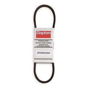 Single V-Belt: Inch, BX Belt, BX65 Industry, 68 in Outside Lg, 4 in Min Pulley Dia, 21/32 in Top Wd, 7/16 in Overall Ht