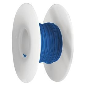 Wire Wrapping Wire: 28 AWG Conductor Size, Blue, Kynar, 221° F Max Op Temp, 5 A Current, 0.025 in Cable OD