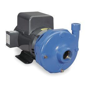 Centrifugal Pump: Continuous Motor Duty Class, (ODP) Open Drip Proof, Closed, 3 Phase, 208-230V / 460V AC, 290 ft Max Head