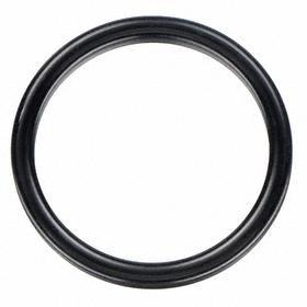 General Purpose Oil-Resistant Buna-N O-Ring: 236 AS568 Dash, X-Shape, Black, 0.139 in Actual Wd, 70 Shore A, 10 PK