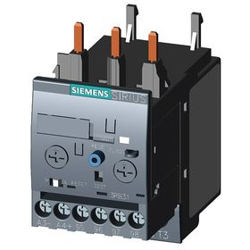 Siemens Overload Relay for IEC Contactor: For 3RT202 Contactors, Manual & Auto Reset, 10 A Min Overload Current, Screw